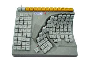 Keyboard options for Injured Workers with Carpal Tunnel Syndrome (CTS) or other Hand Injuries