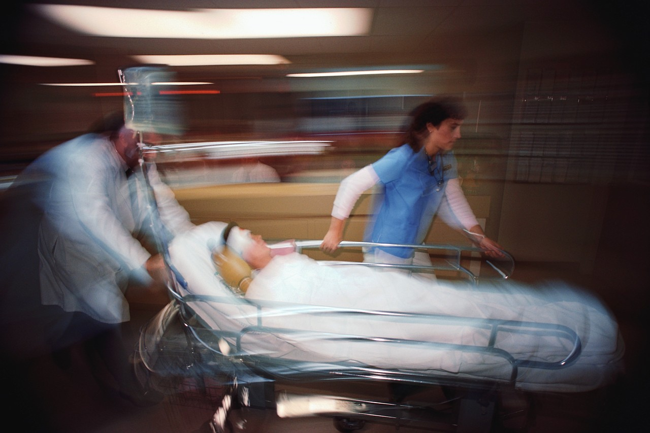 Low back injuries and nurse attendants
